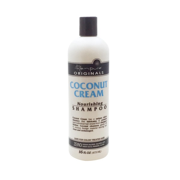 Renpure Originals Coconut Cream Nourishing Shampoo
