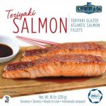 C. Wirthy & Co. Teriyaki Salmon, 10 oz