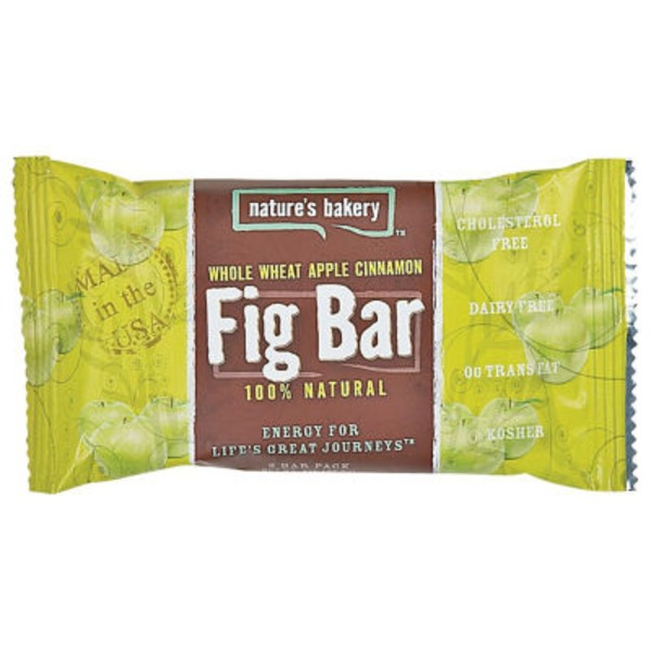 Nature's Bakery Fig Bar Apple Cinnamon