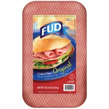 Fud Original Cooked Ham, Deli Sliced