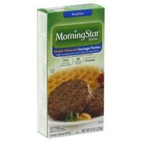 Morning Star Farms Maple Flavored Sausage Patties