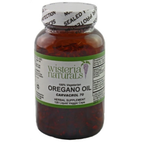 Vitality Works Oregano Oil Liquid Capsules