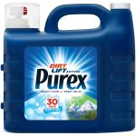 Purex Liquid Laundry Detergent, Mountain Breeze, 300 Fluid Ounces, 200 Loads