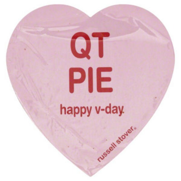 Russell Stover Chocolates, Assorted, QT Pie Happy V-Day