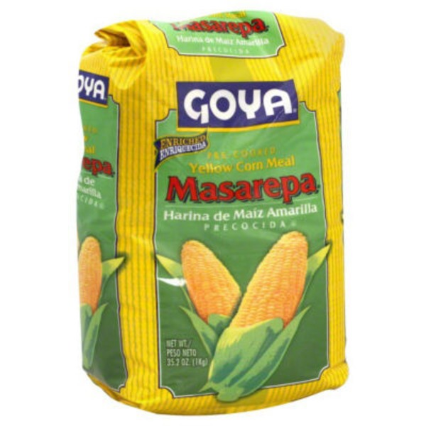 Goya Yellow Corn Meal