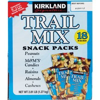 Kirkland Signature Trail Mix Snack Packs