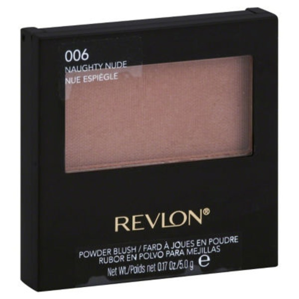 Revlon Powder Blush - Naughty Nude