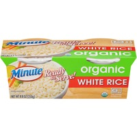 Minute Rice Ready to Serve Organic White Rice