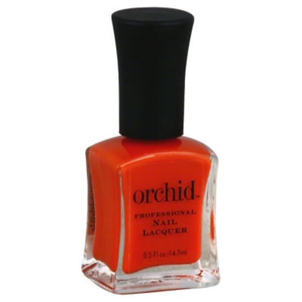 Orchid Nail Polish Ripened To Perfection