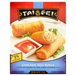 Tai Pei Chicken Egg Rolls, 46.5 oz