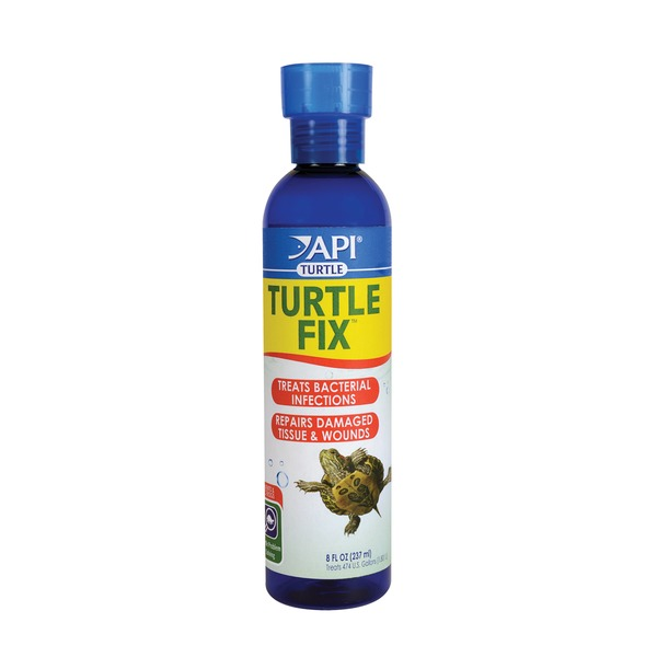 API Turtle Fix Treat Bacteria Infections Repair Damage Tissue & Wounds