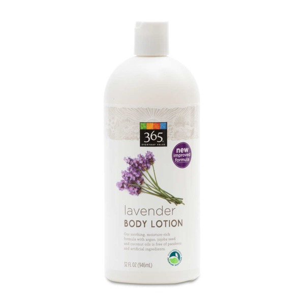 365 Lavender Body Lotion