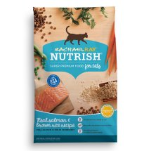 Rachael Ray Nutrish Natural Dry Cat Food, Salmon & Brown Rice Recipe, 3 lbs