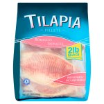 Tilapia Fillets, 2 lbs
