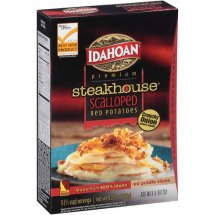 Idahoan Premium Steakhouse Scalloped Red Potatoes, 5.22 oz