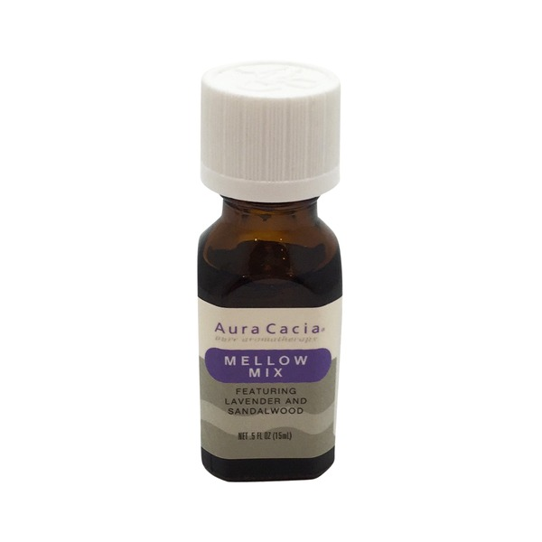 Aura Cacia Essential Solutions Oil Mellow Mix