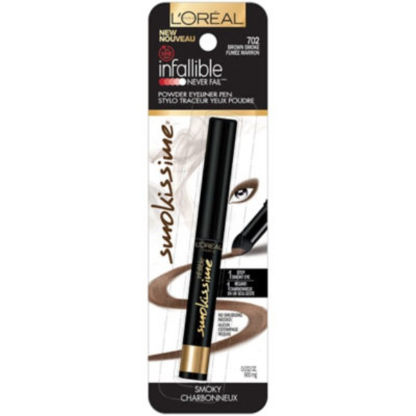 Infallible 702 Brown Smoke Smokissime Eyeliner