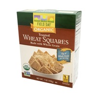 Field Day Toasted Wheat Squares