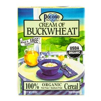 Pocono Cream Of Buckwheat 100% Organic Cereal