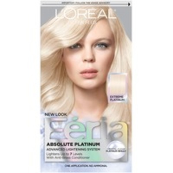 Feria Absolute Platinum Extreme Platinum Hair Color