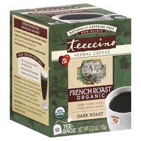 Teeccino French Roast Organic Herbal Coffee