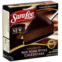 Sara Lee New York Style Chocolate Cheesecake