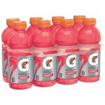 Gatorade Thirst Quencher Sports Drink, Strawberry Watermelon, 20 Fl Oz, 8 Count