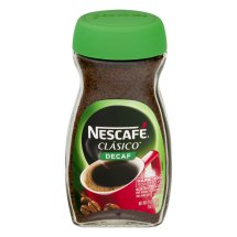 NESCAFE CLASICO Decaf Instant Coffee 7 oz. Jar