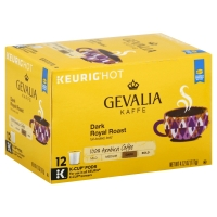 Gevalia Kaffe Coffee Single Serve Cups Dark Royal Dark Roast