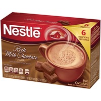 Nestle Hot Cocoa Rich Milk Chocolate Hot Cocoa Mix