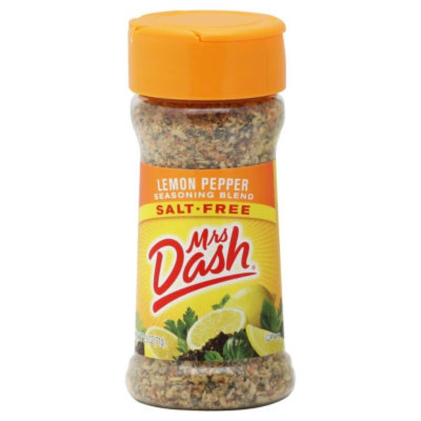 Mrs. Dash Lemon Pepper Salt-Free Seasoning Blend