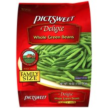 Pictsweet Deluxe Whole Green Beans, 18 Oz