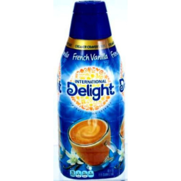 International Delight French Vanilla Coffee Creamer