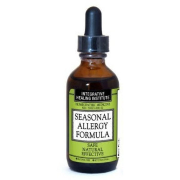 Integrative Healing Institute Seasonal Allergy Formula