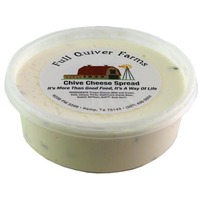 Full Quiver Farms Chive Chive Cheese Spread