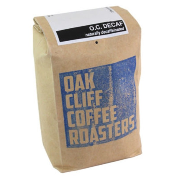 Oak Cliff Coffee Roasters O.C. Decaf Coffee