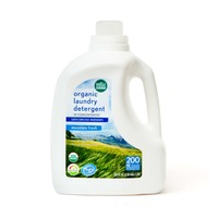 Whole Foods Market Organic Laundry Detergent 3 X Concentrated Mountain Fresh Scent