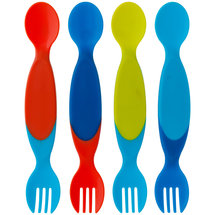 The First Years Two for One Toddler Utensils