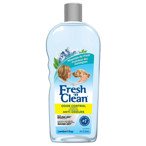 Fresh 'n Clean Odor Control Shampoo