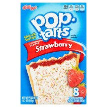 Kellogg's Pop-Tarts Toaster Pastries Frosted Strawberry - 8 CT