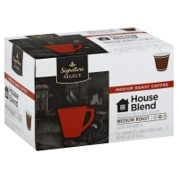 Signature SELECT Coffee Pods House Blend
