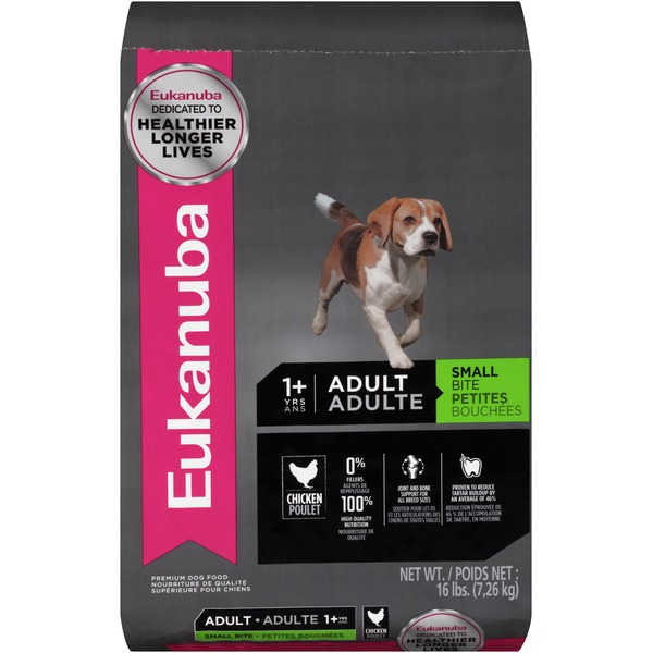 Eukanuba Adult Small Bite Chicken Formula Dog Food