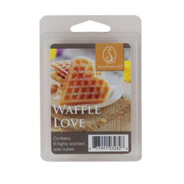 ScentSationals Waffle Love Wax Melts