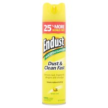 Endust Lemon Zest Multi-Surface Dusting & Cleaning Spray, 12.5 oz