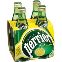 Perrier Lemon Sparkling Natural Mineral Water