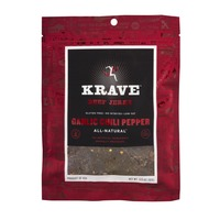 Krave Beef Jerky, Garlic Chili Pepper