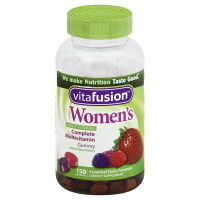 VitaFusion Vitamins Gummy Multivitamin Womens Daily Formula
