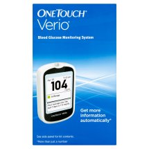 OneTouch Verio Blood Glucose Monitoring System