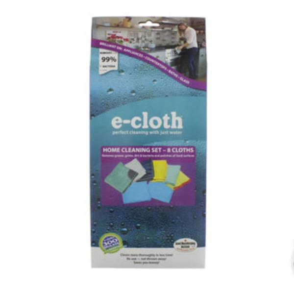 E Cloth Home Cleaning Set
