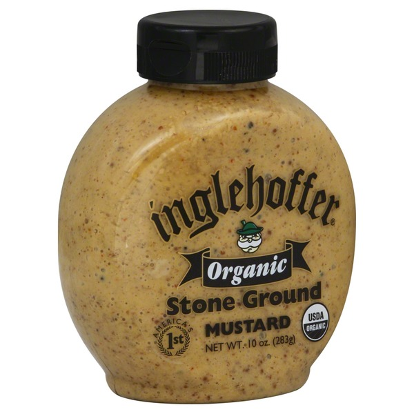 Inglehoffer Mustard, Stone Ground